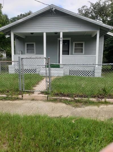 461 E 44TH St, Jacksonville, FL 32208 - #: 988541
