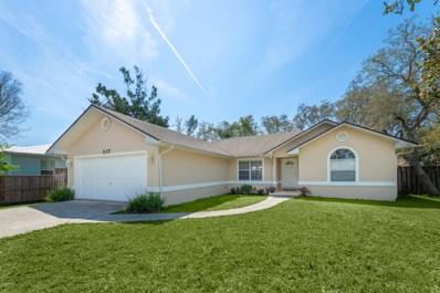 317 Mystical Way, St Augustine, FL 32080 - #: 988857