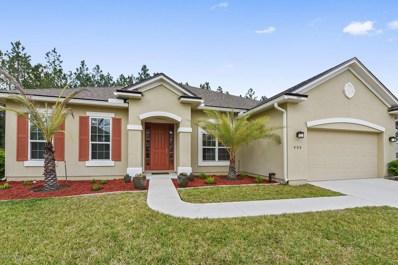 405 Trellis Bay Dr, St Augustine, FL 32092 - #: 989592