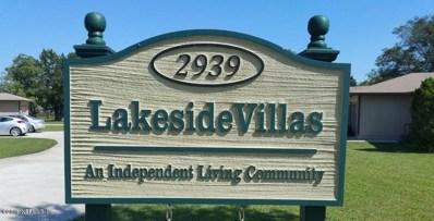 Orange Park, FL home for sale located at 2939 Lakeside Villa Dr UNIT D, Orange Park, FL 32073