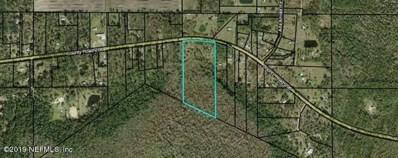7005 Cr 208, St Augustine, FL 32092 - MLS#: 990001