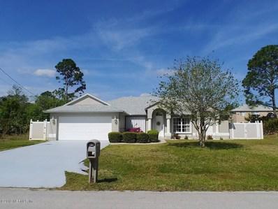 73 Princeton Ln, Palm Coast, FL 32164 - #: 990108