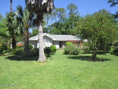 St Augustine, FL home for sale located at 4069 Seminole Point Ct, St Augustine, FL 32086