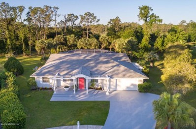 St Augustine, FL home for sale located at 455 Linda Ct, St Augustine, FL 32086
