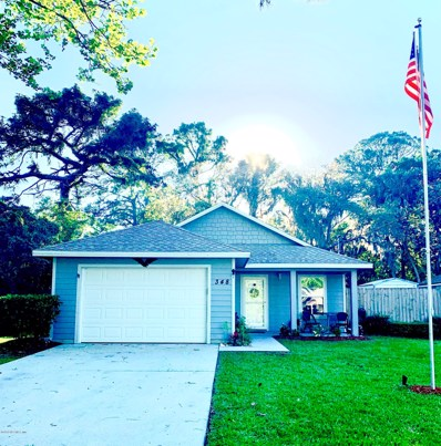 St Augustine, FL home for sale located at 348 Fortuna Ave, St Augustine, FL 32084