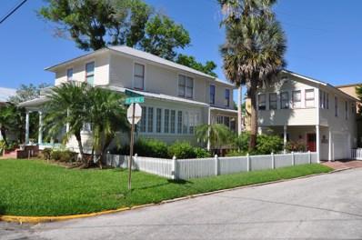 317 St George St, St Augustine, FL 32084 - #: 990745