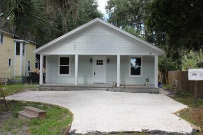 Fernandina Beach, FL home for sale located at 2311 Amelia Rd, Fernandina Beach, FL 32034