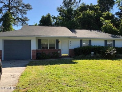 Green Cove Springs, FL home for sale located at 611 S West St, Green Cove Springs, FL 32043