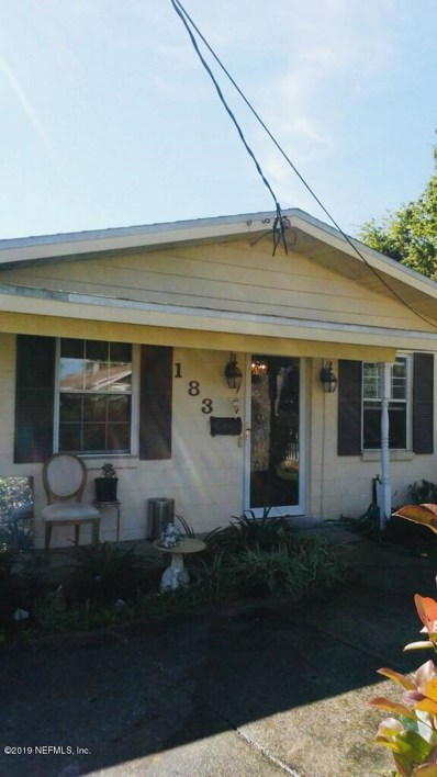 Atlantic Beach, FL home for sale located at 183 Seminole Rd, Atlantic Beach, FL 32233