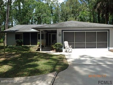 Palm Coast, FL home for sale located at 11 Willow Pl, Palm Coast, FL 32164