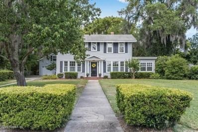1481 Belvedere Ave, Jacksonville, FL 32205 - #: 993063
