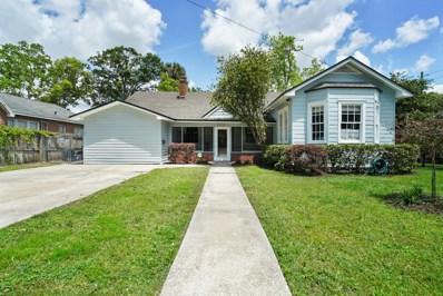 4513 Kingsbury St, Jacksonville, FL 32205 - #: 993274
