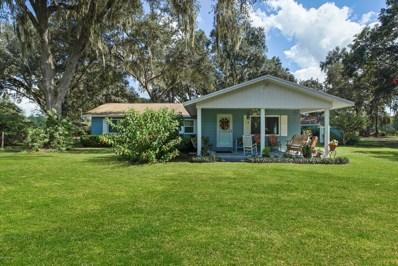 Keystone Heights, FL home for sale located at 7237 Stricklin Ln, Keystone Heights, FL 32656