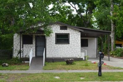 1845 W 23RD St, Jacksonville, FL 32209 - #: 993741