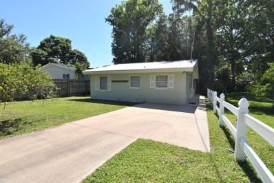 110 Bass Rd, Georgetown, FL 32139 - #: 994996