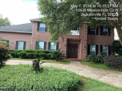 12638 Mission Hills Cir N, Jacksonville, FL 32225 - #: 995579