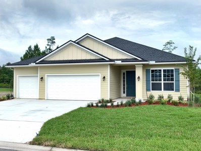 St Augustine, FL home for sale located at 216 Jennie Lake Ct, St Augustine, FL 32095