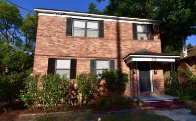 Jacksonville, FL home for sale located at 825 McDuff Ave S UNIT #1, Jacksonville, FL 32205