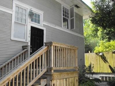 Jacksonville, FL home for sale located at 756 Stockton St, Jacksonville, FL 32204