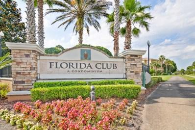 540 Florida Club Blvd UNIT 110, St Augustine, FL 32084 - #: 996116