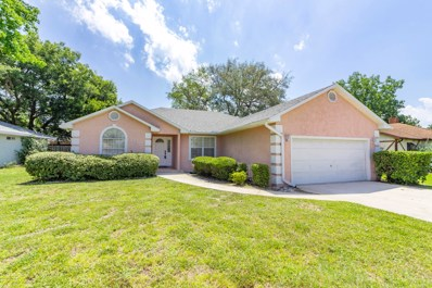 St Augustine, FL home for sale located at 687 Aleida Dr, St Augustine, FL 32086