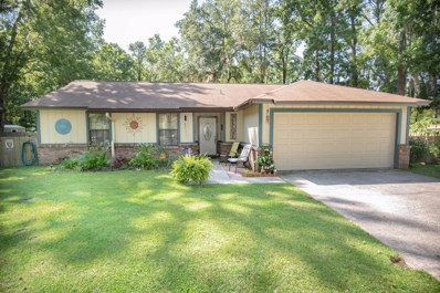 Middleburg, FL home for sale located at 1646 Sandy Hollow Loop, Middleburg, FL 32068
