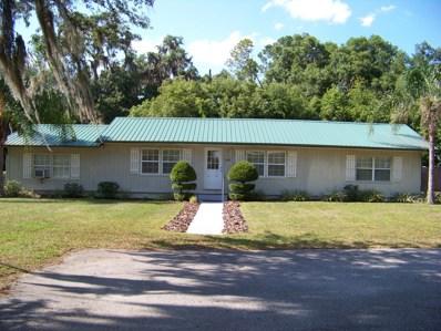 Welaka, FL home for sale located at 200 Palmetto St, Welaka, FL 32193