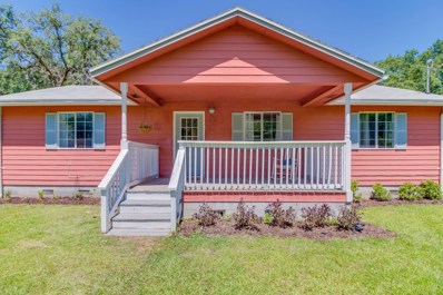 Hilliard, FL home for sale located at 58345 Timmons Rd, Hilliard, FL 32046