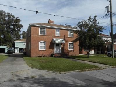 Jacksonville, FL home for sale located at 1261 Belmont Ter UNIT 1, Jacksonville, FL 32207