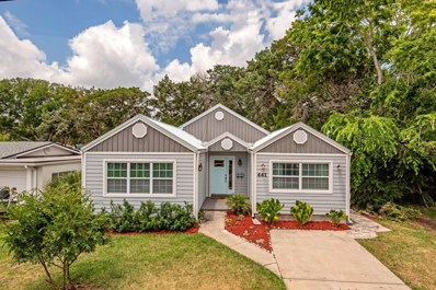 St Augustine, FL home for sale located at 441 Arricola Ave, St Augustine, FL 32080