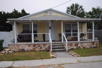 Jacksonville Beach, FL home for sale located at 821 3RD Ave S, Jacksonville Beach, FL 32250