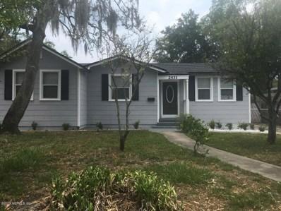 2431 Ridgewood Rd, Jacksonville, FL 32207 - #: 999526