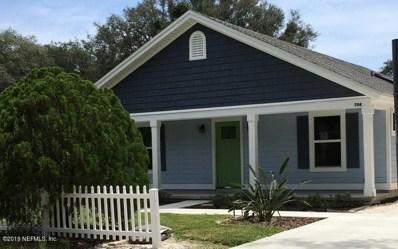 Fernandina Beach, FL home for sale located at 704 S 12TH St, Fernandina Beach, FL 32034