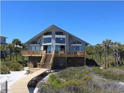 2116 Palmetto Way, St. George Island, FL 32328 - #: 301801