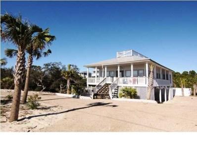 641 W Gulf Beach Dr, St. George Island, FL 32328 - #: 302151