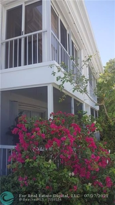 6361 Bay Club Dr UNIT 3, Fort Lauderdale, FL 33308 - MLS#: F10118432