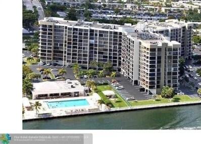 600 Parkview Dr UNIT 802, Hallandale, FL 33009 - MLS#: F10132603