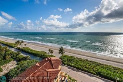 3501 N Ocean Dr UNIT PH5, Hollywood, FL 33019 - #: F10145351
