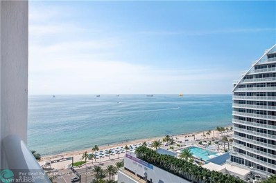 505 N Fort Lauderdale Beach Blvd UNIT 1605, Fort Lauderdale, FL 33304 - MLS#: F10147197