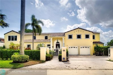 1150 N Southlake Dr, Hollywood, FL 33019 - MLS#: F10147439
