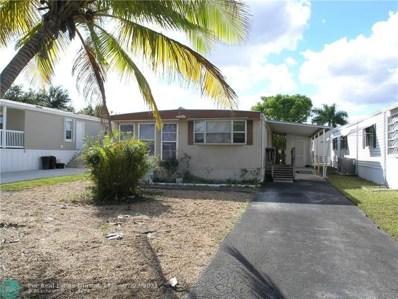 5637 Lagoon Dr, Fort Lauderdale, FL 33312 - MLS#: F10147597