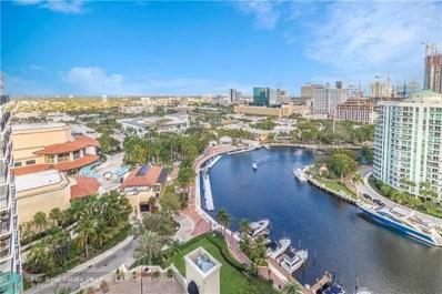 600 W Las Olas Blvd UNIT 1805S, Fort Lauderdale, FL 33312 - #: F10155960