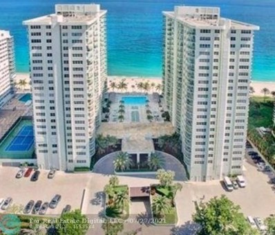 3400 Galt Ocean Dr UNIT 707S, Fort Lauderdale, FL 33308 - MLS#: F10184512
