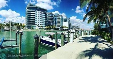 5970 Indian Creek Dr UNIT 501, Miami Beach, FL 33140 - MLS#: F10184561