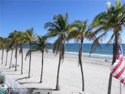 1360 S Ocean Blvd UNIT 2206, Pompano Beach, FL 33062 - MLS#: F10185435