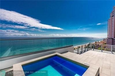 2200 N Ocean Blvd UNIT N903, Fort Lauderdale, FL 33305 - MLS#: F10190074