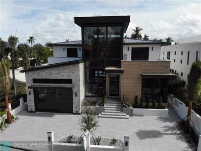 424 Coconut Isle Dr, Fort Lauderdale, FL 33301 - #: F10201370