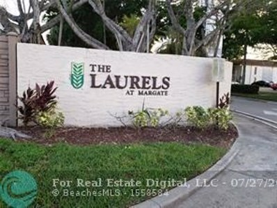 114 E Laurel Dr UNIT 114, Margate, FL 33063 - MLS#: F10203084