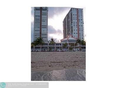 111 Briny Ave UNIT 26-08, Pompano Beach, FL 33062 - MLS#: F1336020