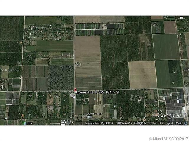 KROME AVE., Unincorporated Dade County, FL 33187